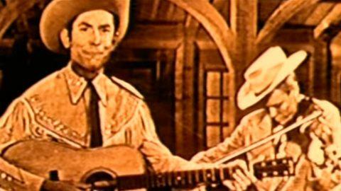 Hank Williams Stuns With Rare Performance Of 'Cold Cold Heart' | Classic Country Music Videos