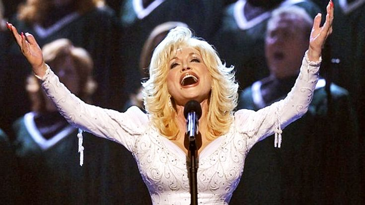 Dolly Parton Urges All To Forgive With Powerful Ode To Jesus Christ | Classic Country Music Videos