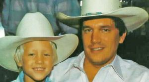 "George Strait Sings About The Joys Of Fatherhood In ""The Best Day"""