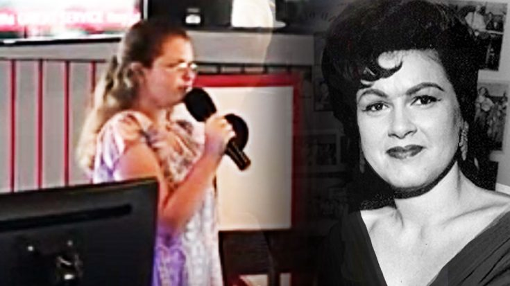 Young Blind Girl's Patsy Cline Cover Leaves Crowd Utterly Speechless | Classic Country Music Videos