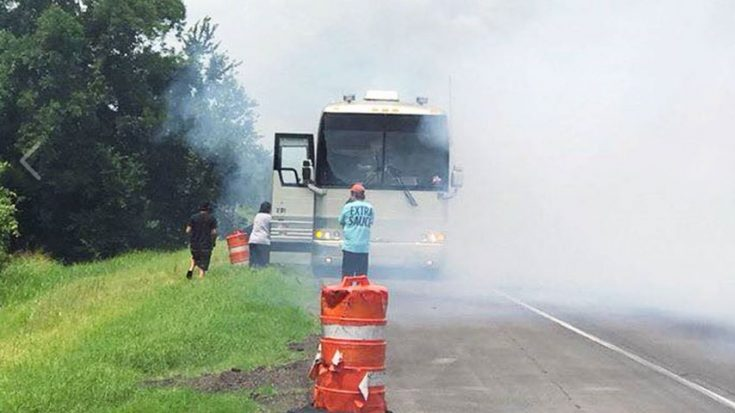 Iconic Country Band Opens Up About Frightening Bus Fire   Classic Country Music Videos