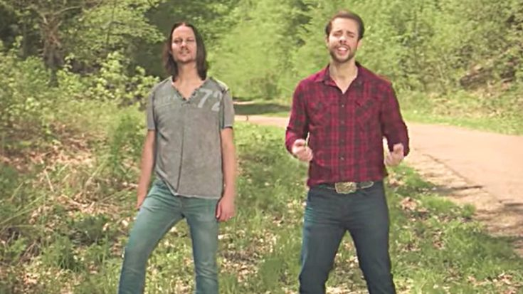 'Angels Among Us' Earns Heavenly Remake From Two Of Your Favorite Home Free Guys | Classic Country Music Videos