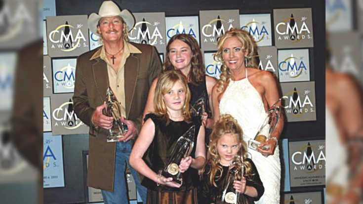 Alan Jackson's Daughters Look All Grown Up (And Gorgeous) At Red Carpet Event | Classic Country Music Videos