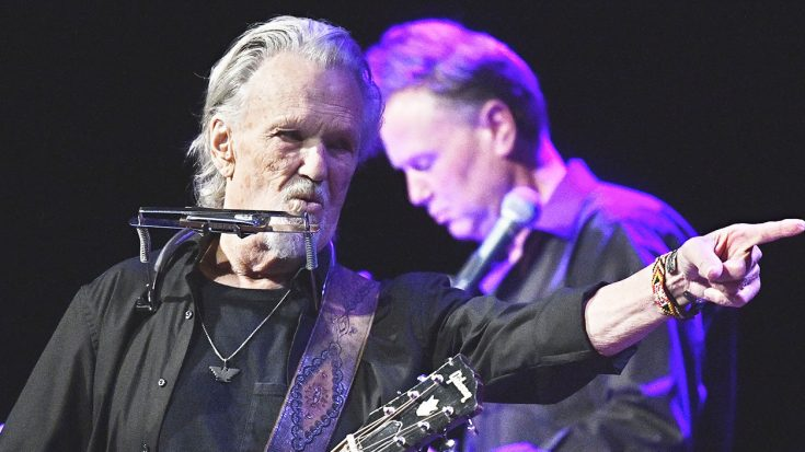 At 82 Years Old, Kris Kristofferson Is Still A Badass – And Here's Why | Classic Country Music Videos