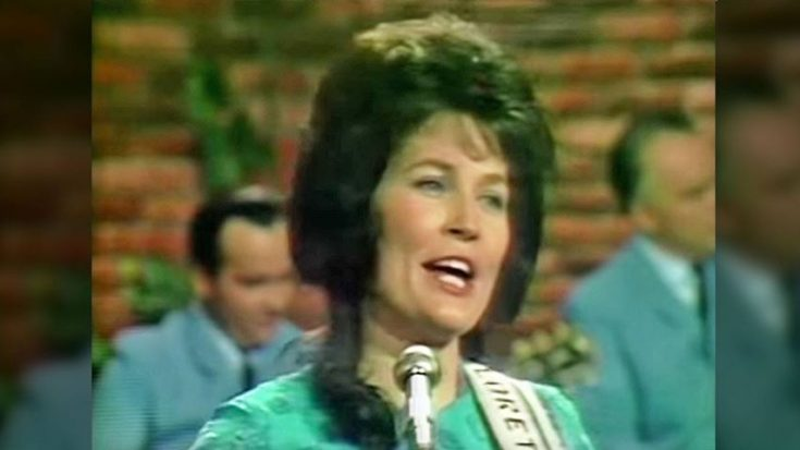 See What Loretta Lynn's Daughter Inherited From Her Legendary Mother | Classic Country Music Videos
