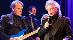 Marty Stuart's Rare Glimpse Into Glen Campbell's Final Days