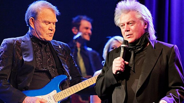 Marty Stuart's Rare Glimpse Into Glen Campbell's Final Days