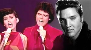 Donny & Marie Mourn Death Of Elvis With Unforgettable Medley