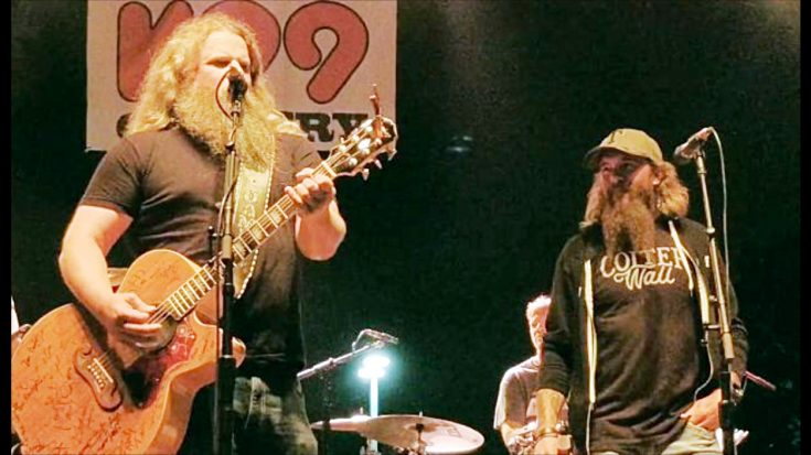 """Dukes Of Hazzard"" Theme Soars In Stunning Jamey Johnson Duet 