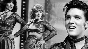 The Mandrell Sisters Sing Elvis Medley In 1980s Variety Show