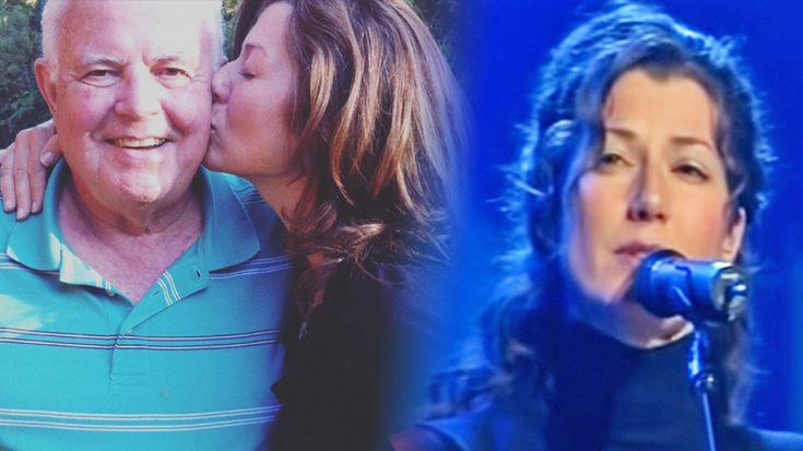 Amy Grant Details Close Relationship With Late Dad In Emotional 'Father's Eyes' | Classic Country Music Videos