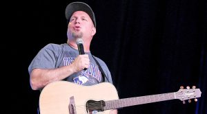 Garth Brooks Just Announced He Will Play The First-Ever Concert At Notre Dame Stadium