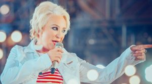 Tanya Tucker Just Posted The Most Badass, Smokin' Hot Photo Of Her Younger Self