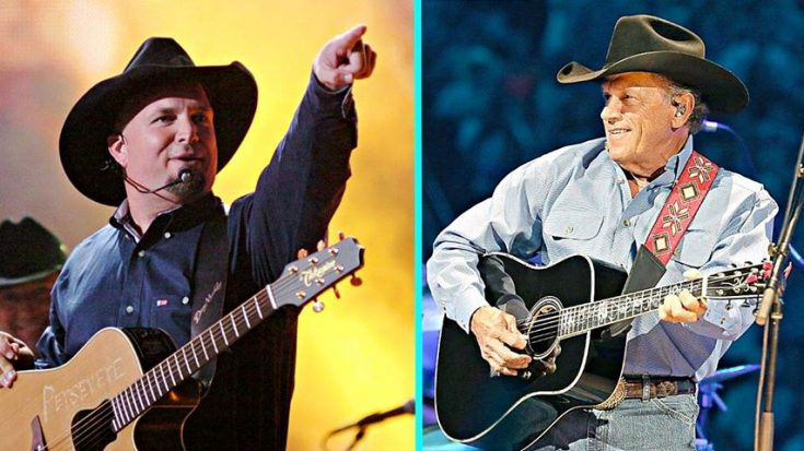 George Strait Rejected Song That Made Garth Brooks A Megastar | Classic Country Music Videos