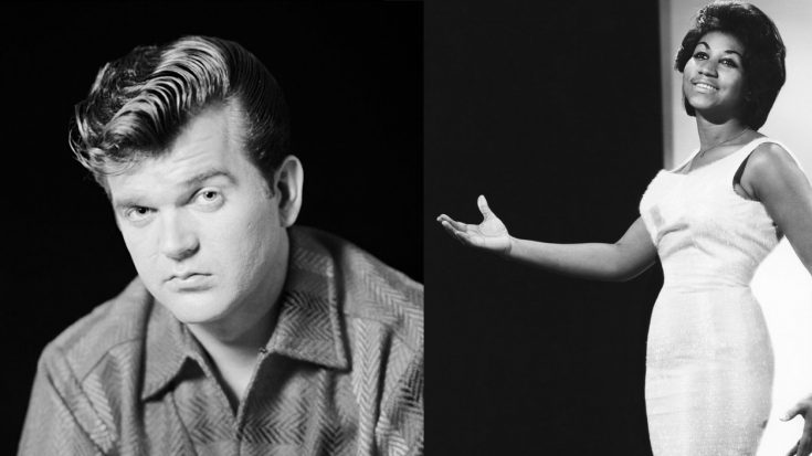 Crazy As It Sounds, Conway Twitty's #1 Hit Was Actually An Aretha Franklin Song
