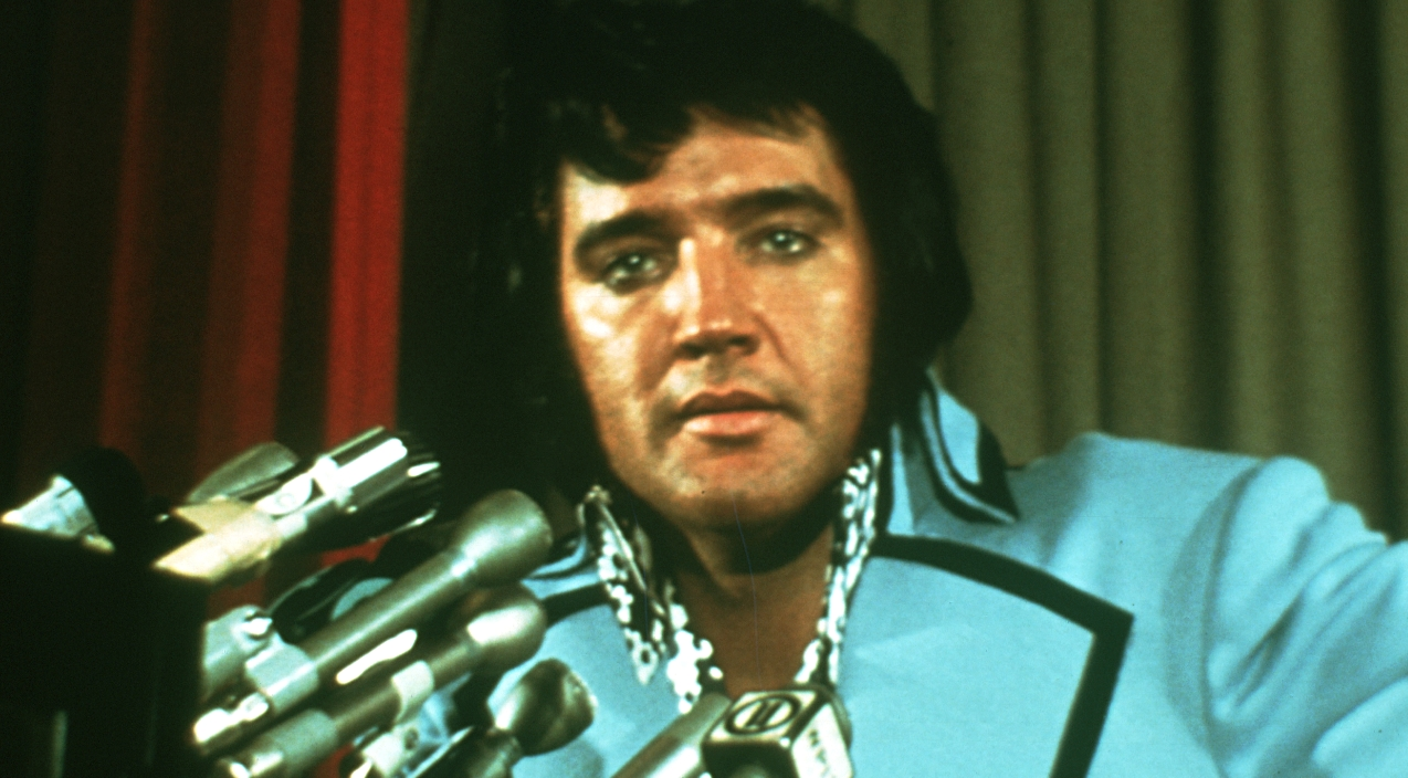 "Elvis Presley Told Family Members ""I Will Never See You Again"" -- Just Days Before He Died"