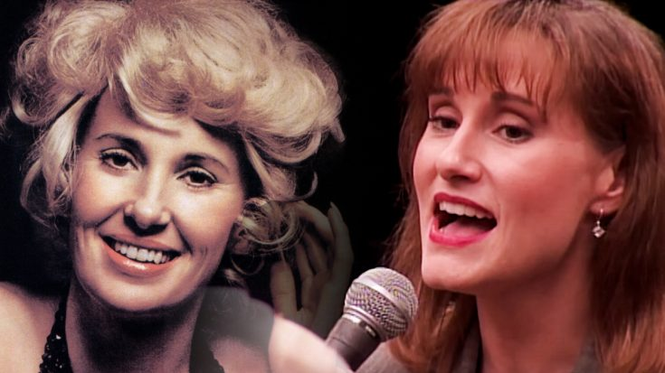 """Young Georgette Jones Channels Her Mom's Spirit With """"Apartment #9"""" 