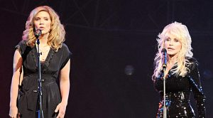 Treat Your Ears To Lovely Sound Of Dolly Parton & Alison Krauss' Pure Country Duet