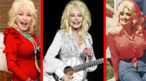 Ever Wonder Why Dolly Parton Always Wears Long Sleeves?