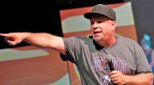 Bar Singer Performs A Few Garth Brooks Songs – Then Garth Walks In…
