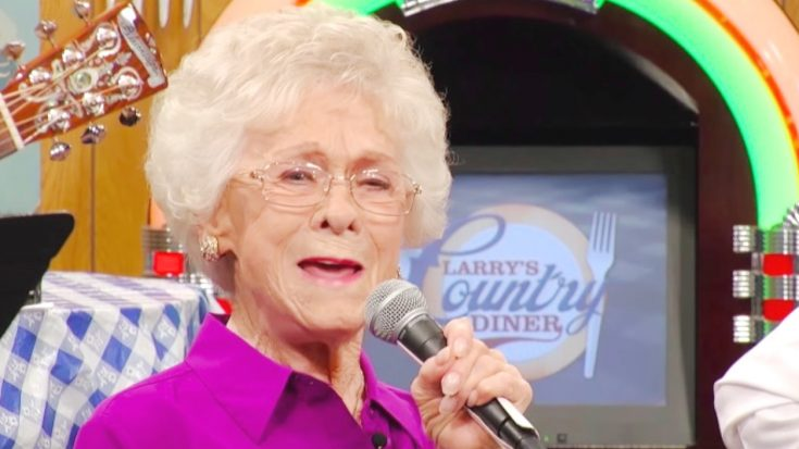 Watch Jean Shepard Sing Beloved Classic You Never Knew She Recorded | Classic Country Music Videos