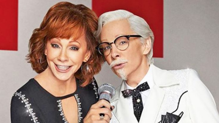 KFC Just Replaced Reba McEntire As Colonel Sanders…But With Who? | Classic Country Music Videos