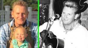 Rory Feek Followed The Mullet Trend & Has Photo Proof