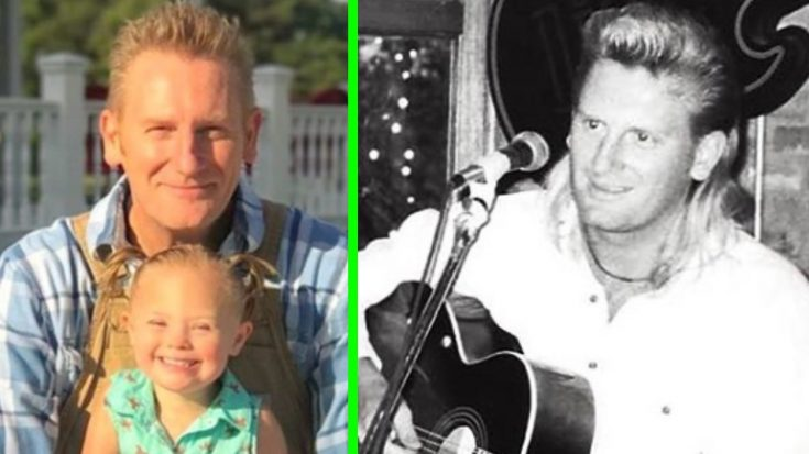 Rory Feek Followed The Mullet Trend & Has Photo Proof | Classic Country Music Videos