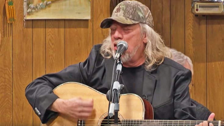 "Haunting Vocals From John Anderson's ""Seminole Wind"" Tell A Cautionary Tale 