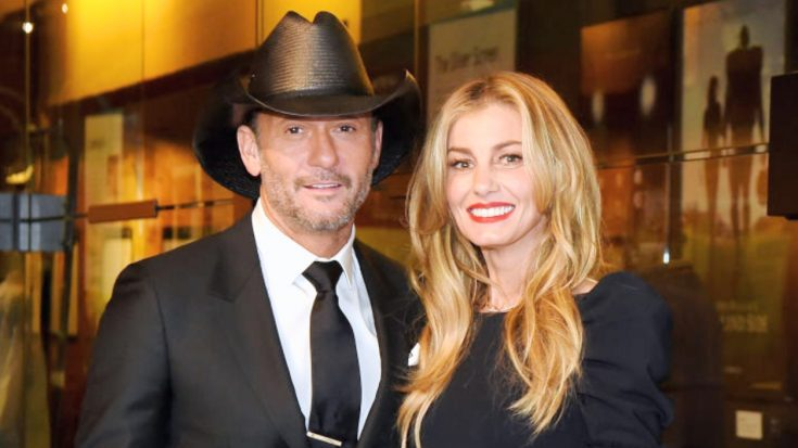 Tim McGraw & Faith Hill Share Rare Photos & Video Of Daughter Maggie