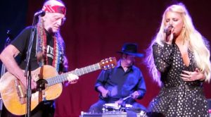 Willie Nelson Welcomes Former Country Star To Stage After She Spent Years Away From Music