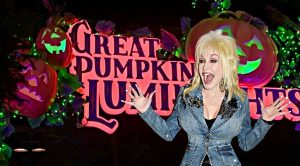 Take A Magical Tour Of Dollywood's Halloween Before Anyone Else