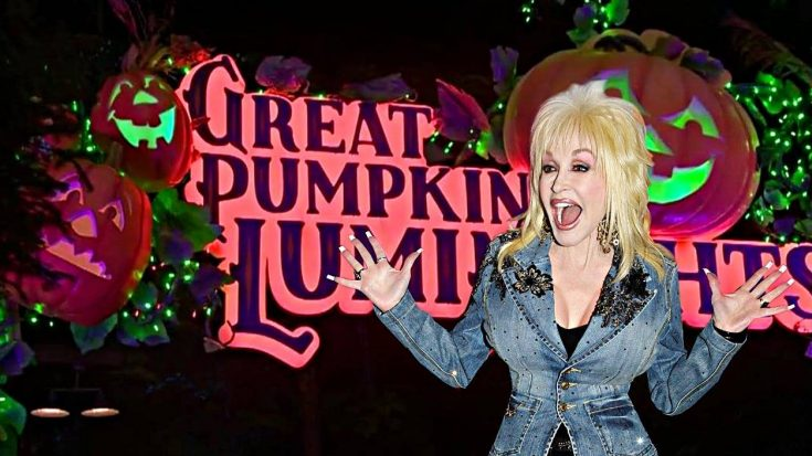 Take A Magical Tour Of Dollywood's Halloween Before Anyone Else | Classic Country Music Videos