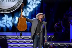 Alan Jackson Debuts Legendary Rolling Stones Hit That's Too Good To Be Real