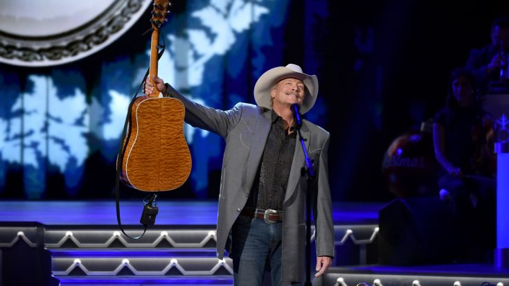 Alan Jackson Debuts Legendary Rolling Stones Hit That's Too Good To Be Real | Classic Country Music Videos