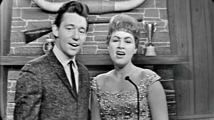 Rare Patsy Cline Duet Is A True Spine-Tingling Masterpiece