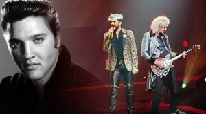 Queen's Insane Elvis Cover Just Set The Vegas Strip On Fire