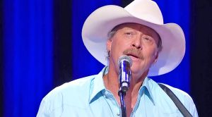 Teary-Eyed Alan Jackson Delivers Tender Performance Of 'Remember When' At The Opry