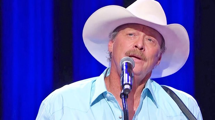 Teary-Eyed Alan Jackson Delivers Tender Performance Of 'Remember When' At The Opry | Classic Country Music Videos