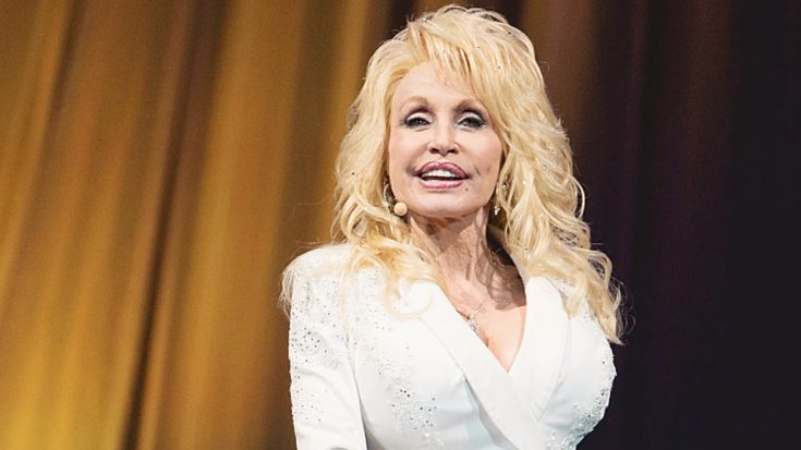 Dolly Parton Does The Unexpected With New Remake Of Classic Song