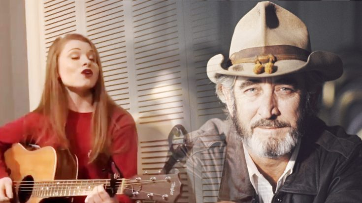 "Fiery Redhead's Soulful ""Tulsa Time"" Is Sizzlin' Good 