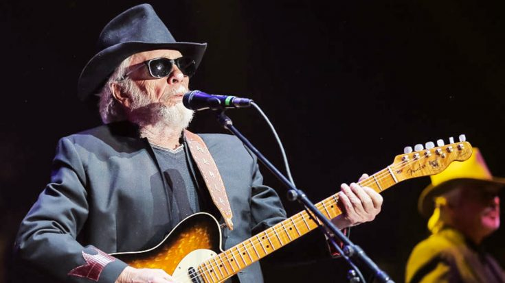 Merle Haggard's Voice Comes Back To Life In Newly Released Track With Willie Nelson & Kris Kristofferson | Classic Country Music Videos