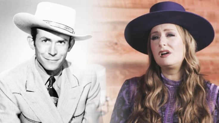 """Hank Williams' Granddaughter Hilary Covers His Song """"A House Of Gold"""" 