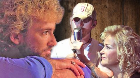 Keith Whitley's Legacy Lives On Through His Son & Wife During 'Don't Close Your Eyes' Duet | Classic Country Music Videos