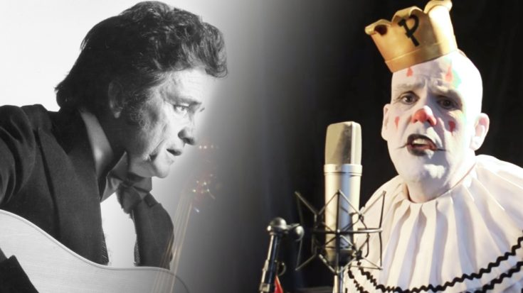 Sad Clown Mashes Up Johnny Cash With The Who & It's Actually Really Good