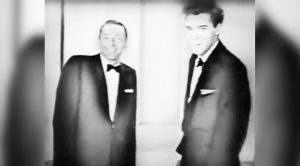 Elvis & Sinatra's Bewitching Duet Will Make You Swoon