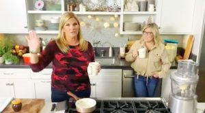 Take A Tour Of Trisha Yearwood's Famous Cooking Show