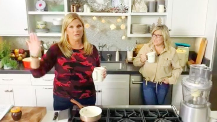 Take A Tour Of Trisha Yearwood's Famous Cooking Show | Classic Country Music Videos