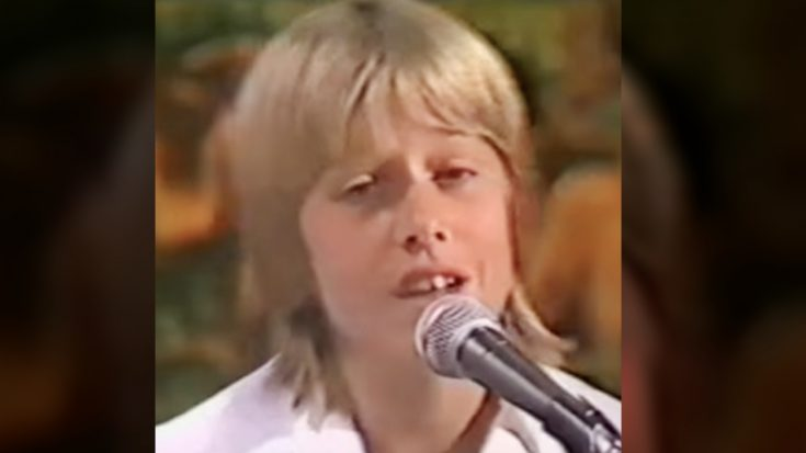 "Old Video Shows Keith Urban Singing Waylon Jennings' ""The Door Is Always Open 