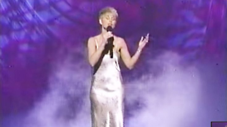 Lorrie Morgan Mesmerizes ACMs With Mournful Ode To Lost Love | Classic Country Music Videos